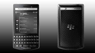 Illustration for article titled BlackBerry Reminds Us It Still Exists With New Porsche Design Phone