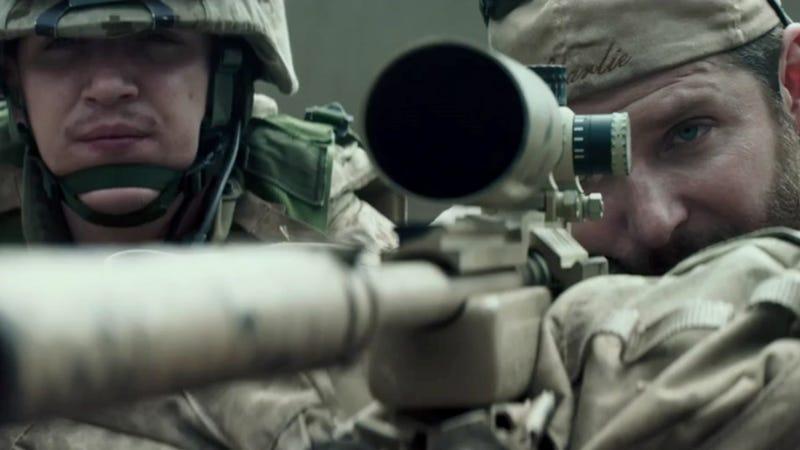Fotograma de American Sniper