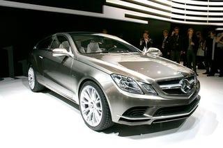 Illustration for article titled Mercedes Benz ConceptFASCINATION