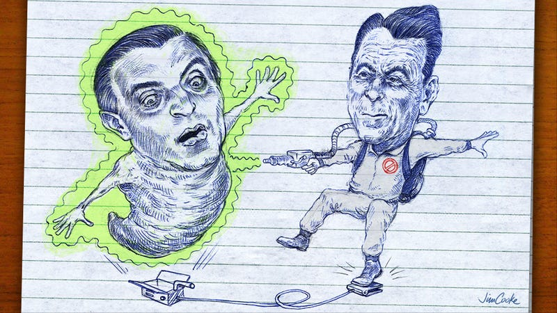 Illustration for article titled Confessions Of A Second-Grade Reaganite