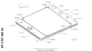 """Illustration for article titled iPad? No, Sony Patented Something It's Calling the """"EyePad"""""""