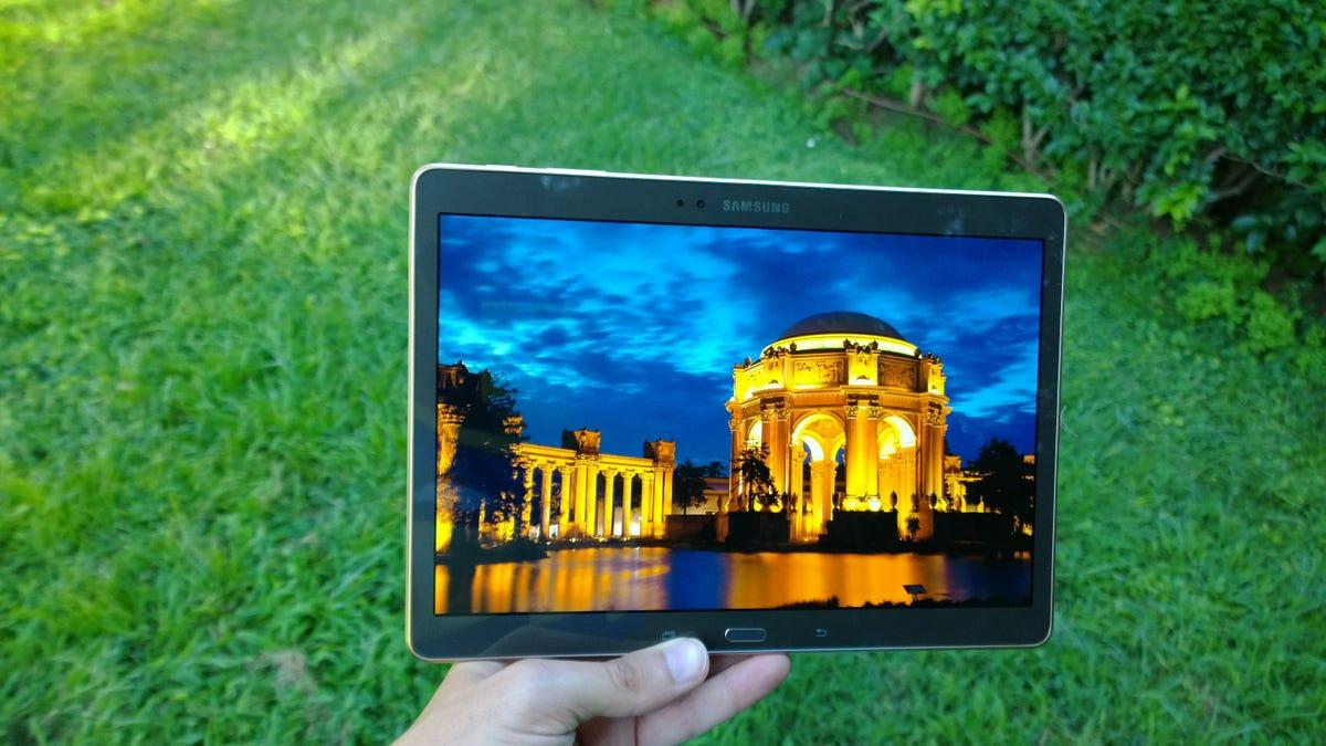 Samsung Galaxy Tab S, análisis: que tiemble el iPad