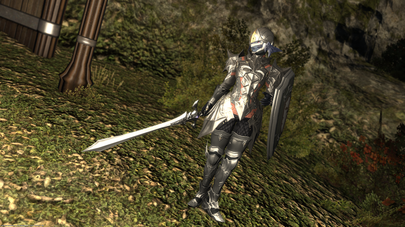 Switching From Healer To Tank In Final Fantasy XIV Was Terrifying