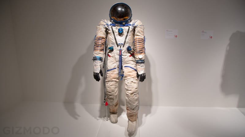 Illustration for article titled Why It's Impossible to Design a Perfect Spacesuit