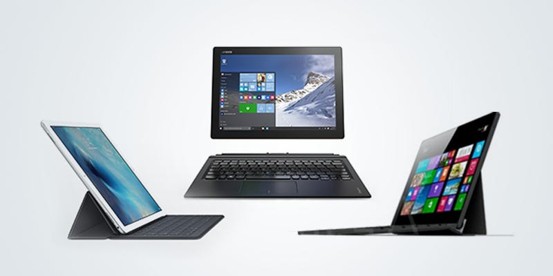 Illustration for article titled The World Finally Admits Microsoft Surface Is the Shit