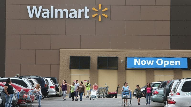 Illustration for article titled Wal-Mart Announces Plan To Slash Customers' Throats