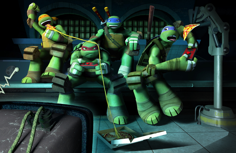 Illustration for article titled Teenage Mutant Ninja Turtles Is Getting A New Four Player Arcade Game