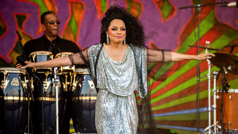 Illustration for article titled Diana Ross Says She Was 'Violated' During a TSA Patdown