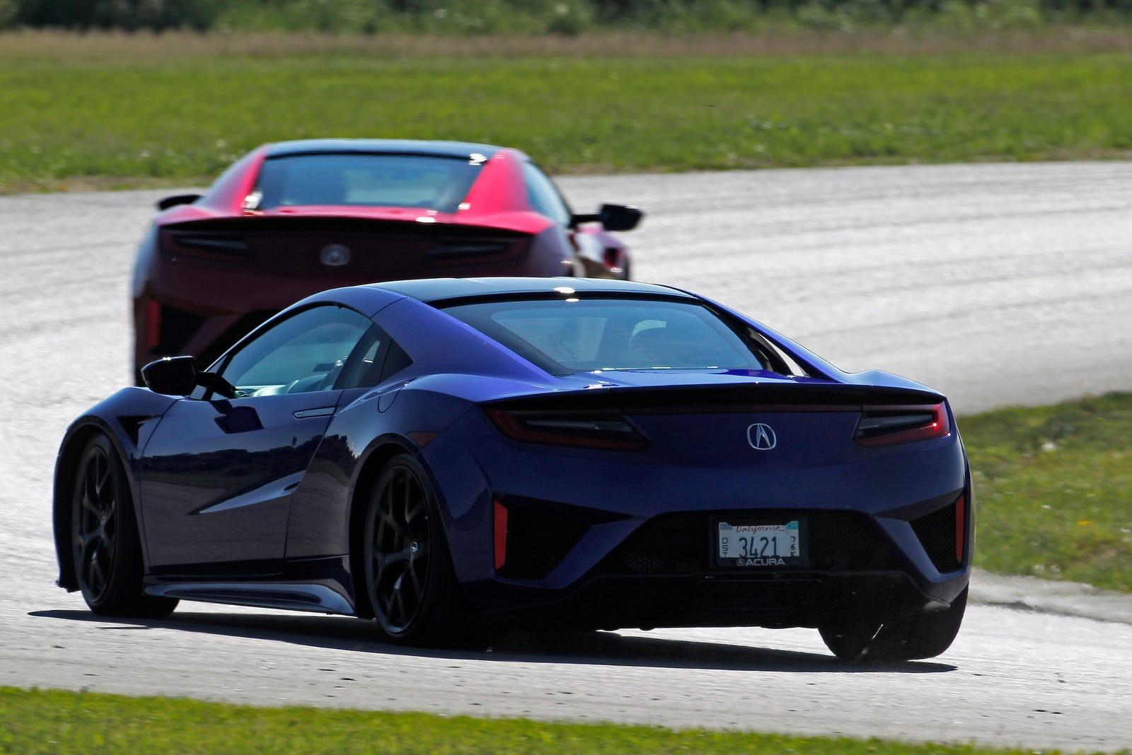 Der Acura NSX GT3 wird die Hasser falsch beweisen