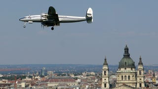 A világ legszebb utasszállító gépe látogatott Budapestre