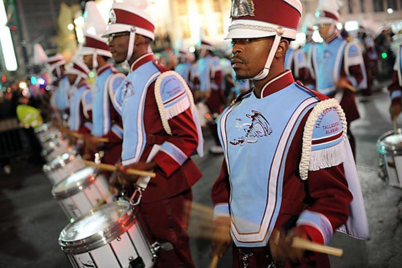 The Talladega College Marching Tornadoes (Credit: gofundme.com)