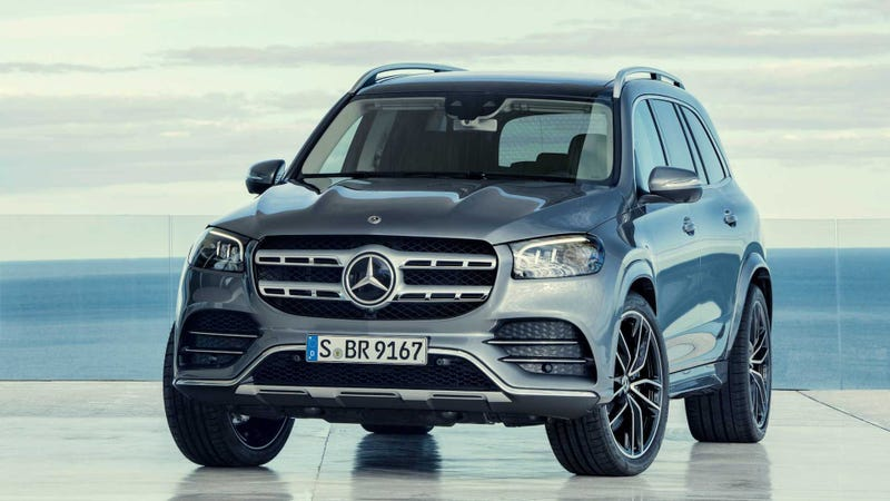 2020 Mercedes – Benz GLS New Engine, Price Updates >> The 2020 Mercedes Benz Gls Is The Alabama Built S Class Of Suvs