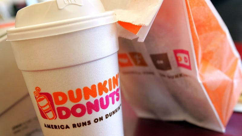 Illustration for article titled Dunkin' employee fired for writing insulting note on customer's cup