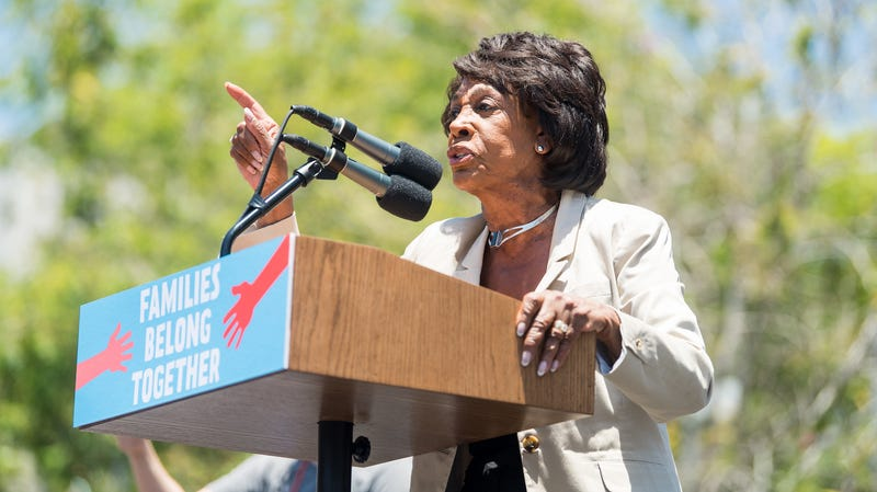 Illustration for article titled Maxine Waters Receives 2 More 'Suspicious Packages' Amid Bomb Scare