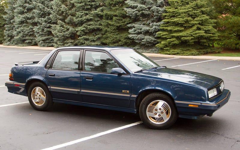 1989 pontiac 6000ste awd a unicorn s unicorn