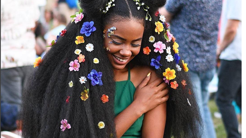 Black Beauty Is a Real Crowd-Pleaser: Best Pics From Afropunk 2017
