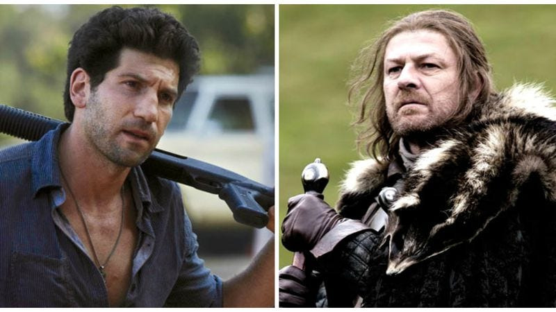 (Image: The Walking Dead/Game Of Thrones)