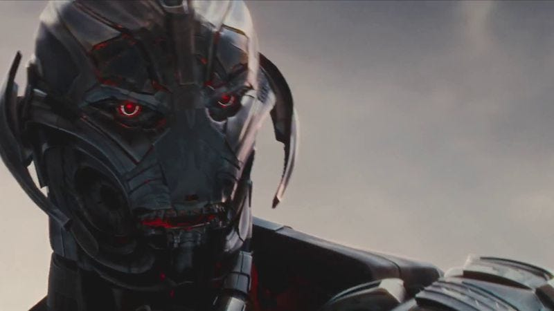 Illustration for article titled Avengers: Age Of Ultron trailer sets viewing record