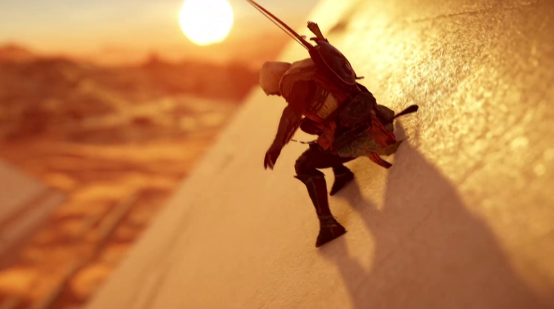 Illustration for article titled Assassin's Creed Origins Finally Announced For Real, Set In Egypt