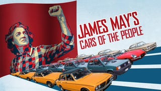 Illustration for article titled James May's Cars Of The People