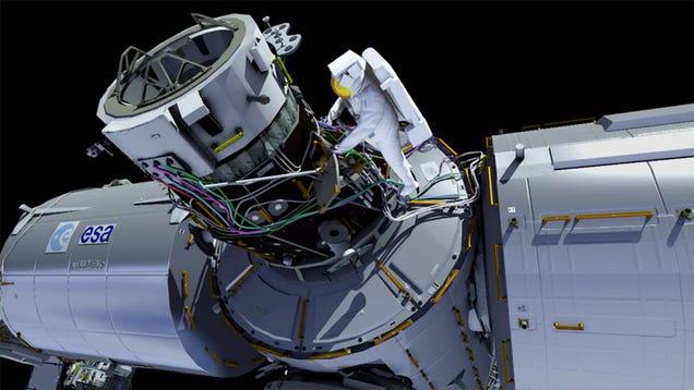 Image: NASA Johnson YouTube via NASA Blogs