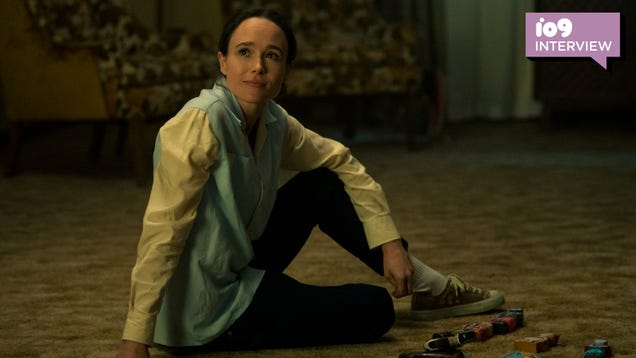 Umbrella Academy s Ellen Page on Giving Vanya Space to Open Up