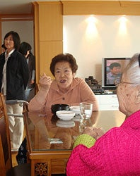 """Illustration for article titled """"Comfort Women"""" Seek Their Own Comfort"""