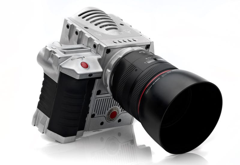 The RED Digital Film Cameras' Spec Lists Are As Big As Their