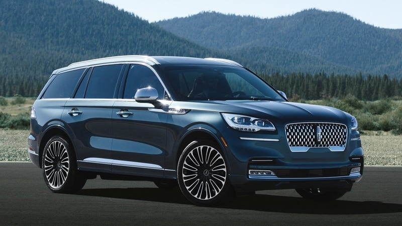 Illustration for article titled You Can Look Good In A 2020 Lincoln Aviator For $51,100