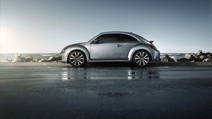 Illustration for article titled You Have Unbounded Confidence in Your Manliness, as Does the All-New Volkswagen Beetle