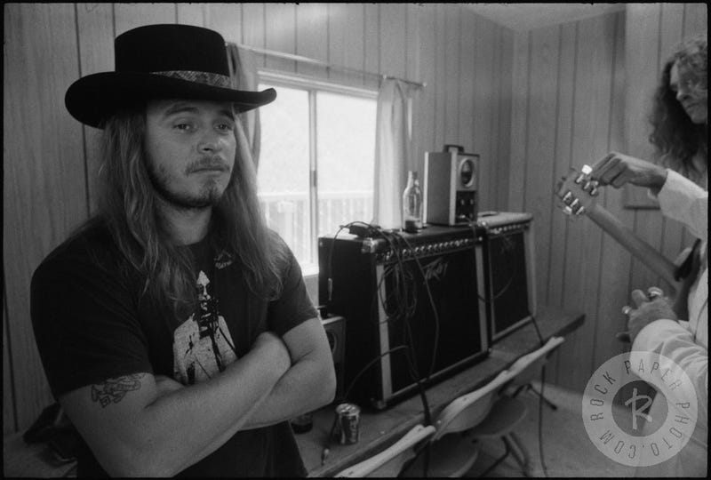Illustration for article titled Ronnie Van Zant's Simple Man Vocal Track Isolated