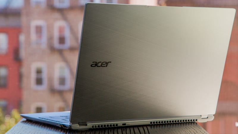 Illustration for article titled Save $300 on Acer's Great Little  Aspire S7 Ultrabook