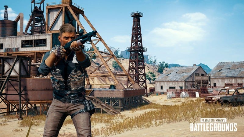 PUBG Patch Tries To Fix The Game's Unpopular New Map