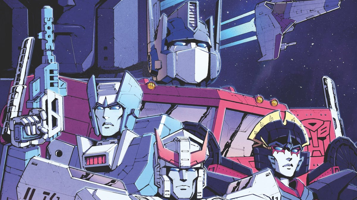 IDW Will Relaunch its Transformers Comic in March