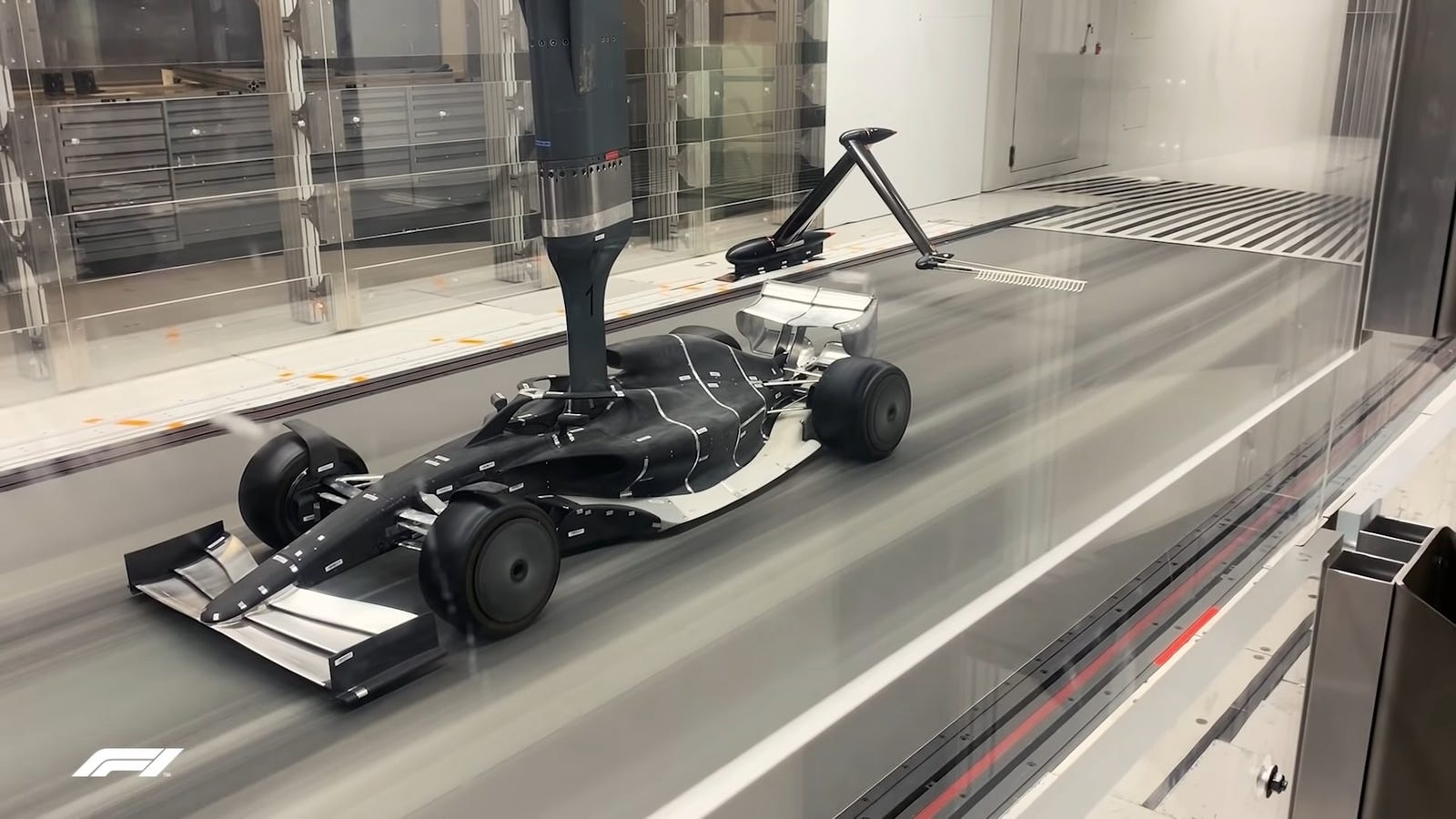 Here's Your First Peek At What A 2021 Spec Formula One Car Might Look Like