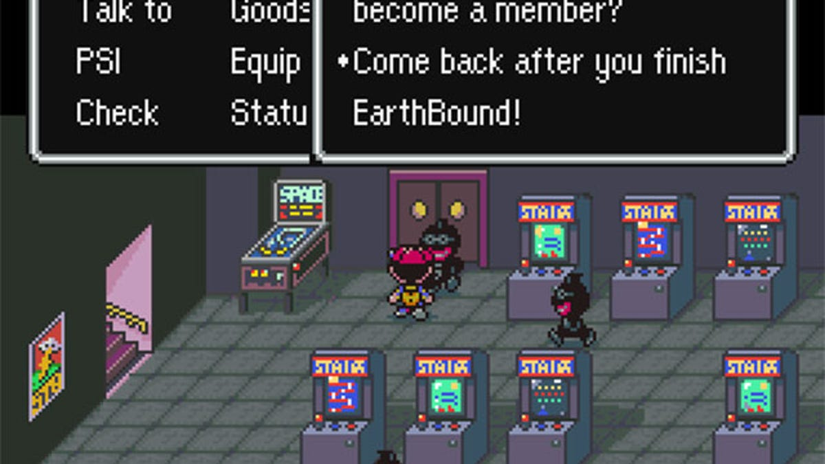 What The F**k Kind Of Game Is Earthbound?