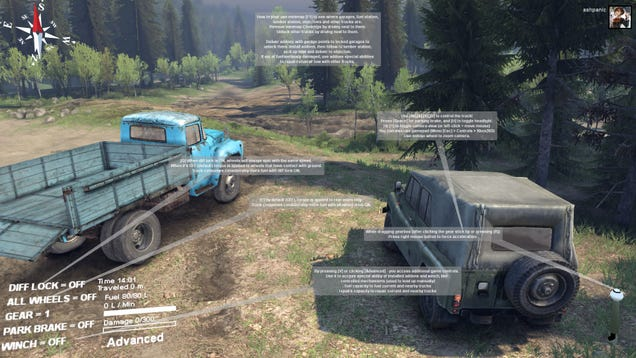 What Spintires Is And Why It's One Of The Top-Selling Games On Steam