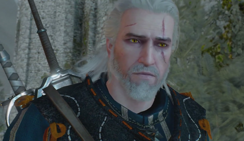 Illustration for article titled Some Of The Witcher 3's Character Animations Are Still Blowing People Away