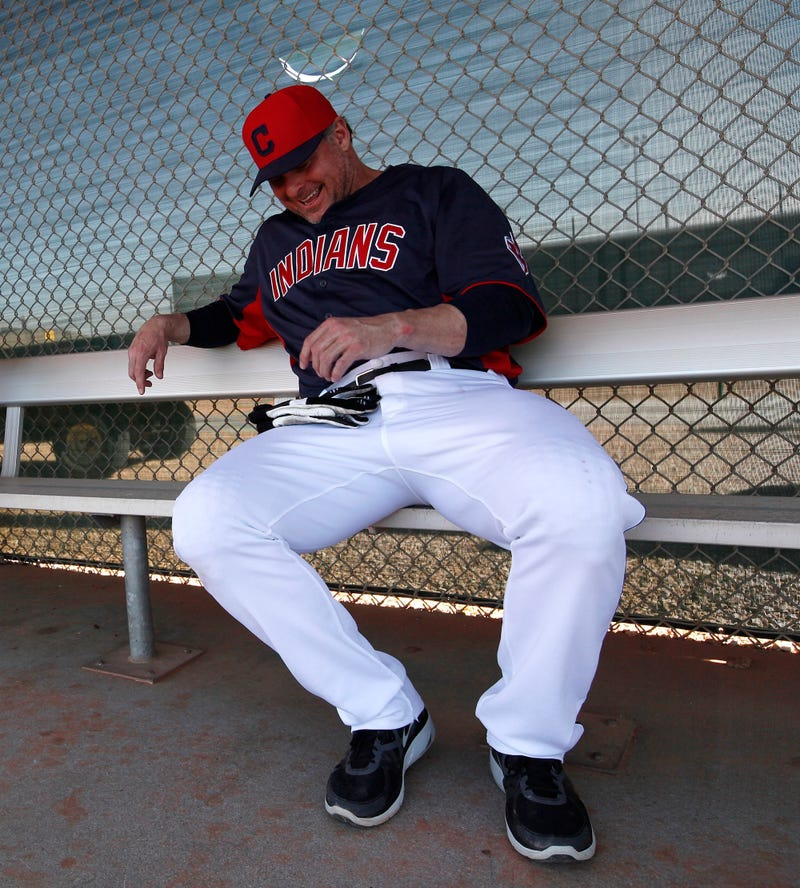 """Illustration for article titled Terry Francona Calls Jason Giambi His """"Manager-In-Waiting"""""""