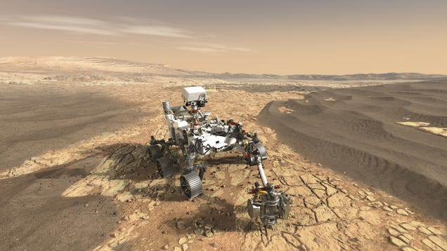 Perseverance Will Be the Next NASA Rover on Mars