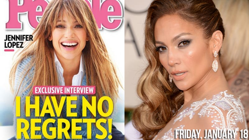 Illustration for article titled Jennifer Lopez Pissed About This Truly Hideous Magazine Cover