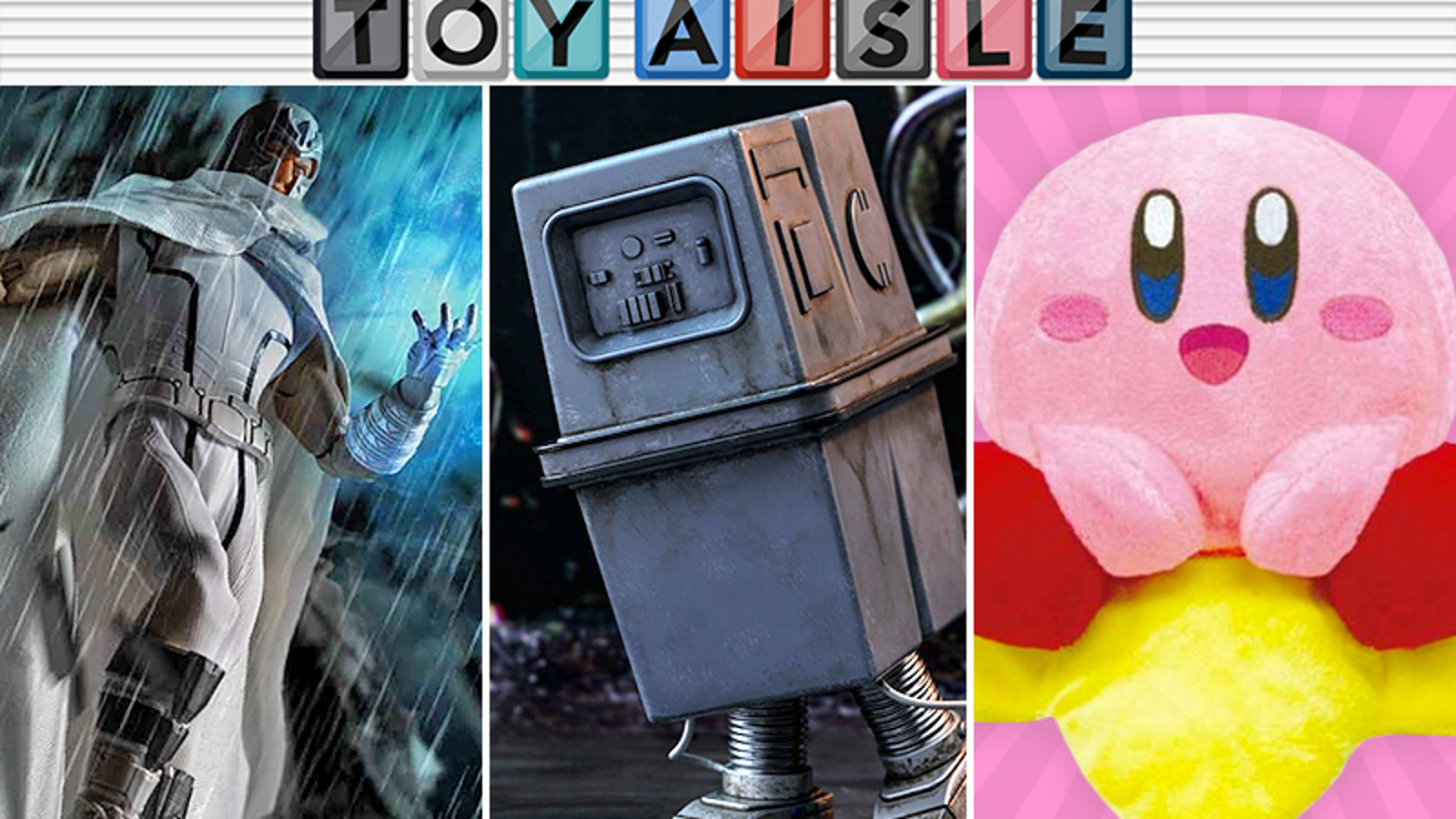 Gonk Gonk, the Best Toys of the Week Are Here