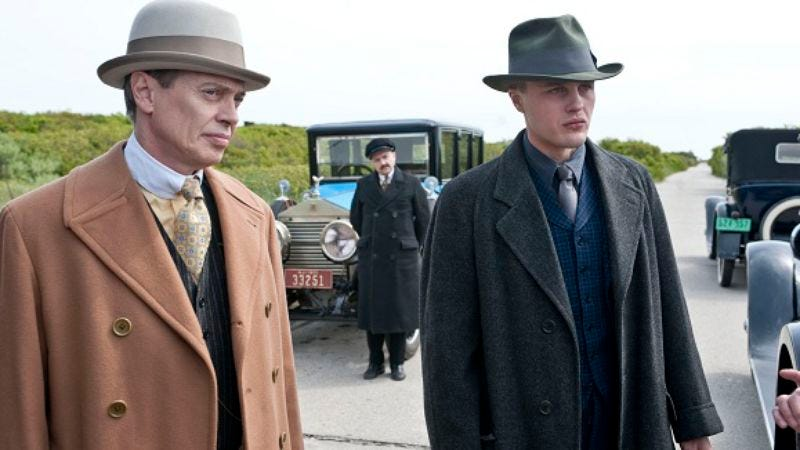 """Illustration for article titled Boardwalk Empire: """"A Return To Normalcy"""""""
