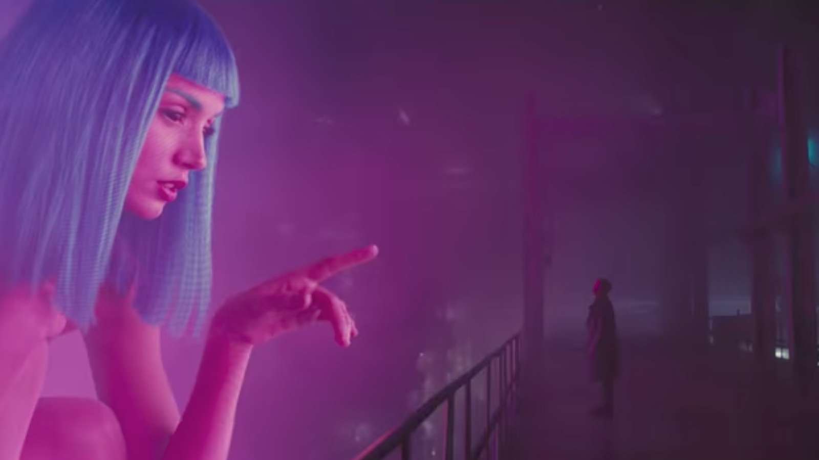 photo image New Blade Runner 2049 Trailer Shows More of the Dirty, Desperate Future