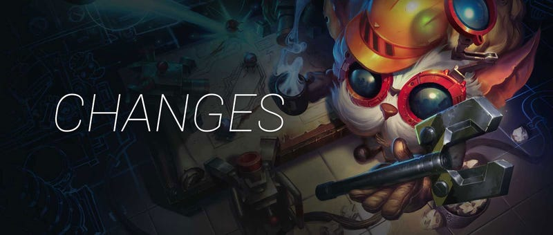Illustration for article titled League Of Legends Is Changing Everything In 2016