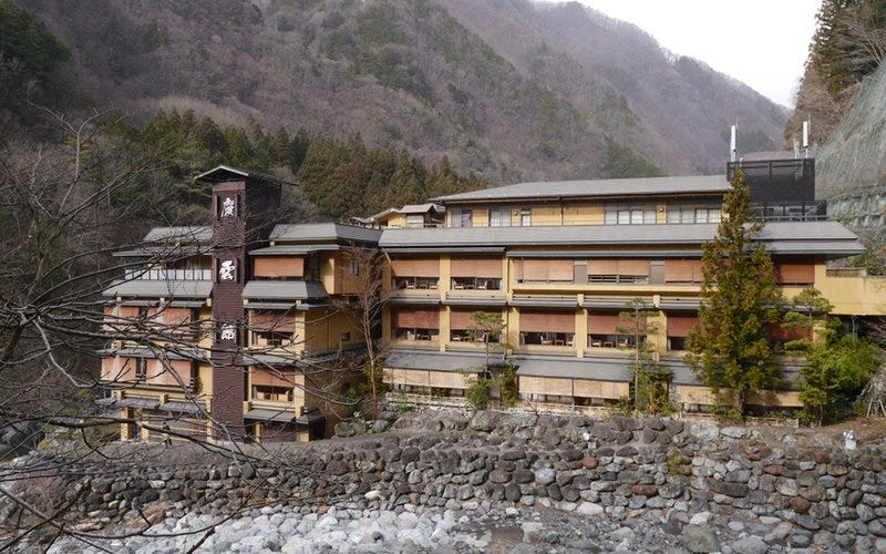 Illustration for article titled El hotel más antiguo del mundo está en Japón y existe desde el año 705 (hace 1.300 años)