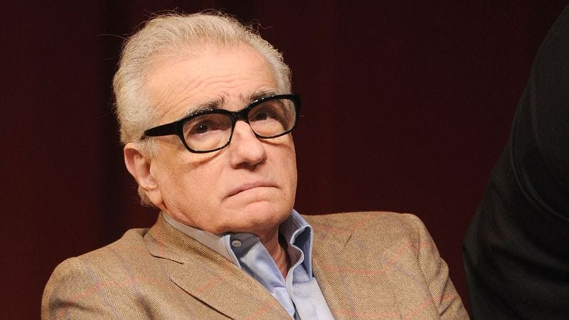 Celebrity Meltdown Martin Scorsese Was Ejected From A Restaurant