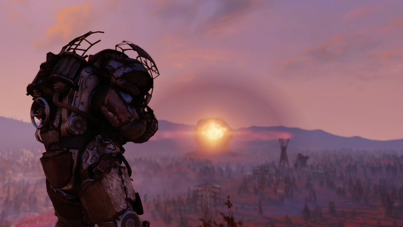 Illustration for article titled Fallout 76's New Patch Brings Unexpected Changes And More Tedium