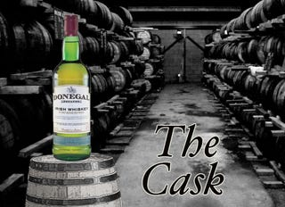 Illustration for article titled The Cask - Donegal Irish Whiskey