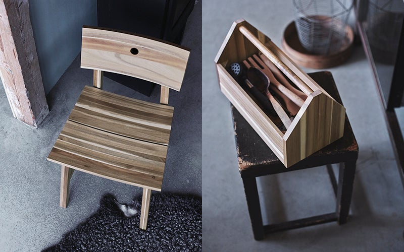 IKEAs New Solid Wood Furniture Is Beautifully Cheap